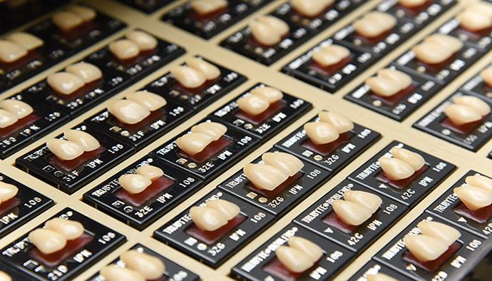 入れ歯で美しさを表現できます