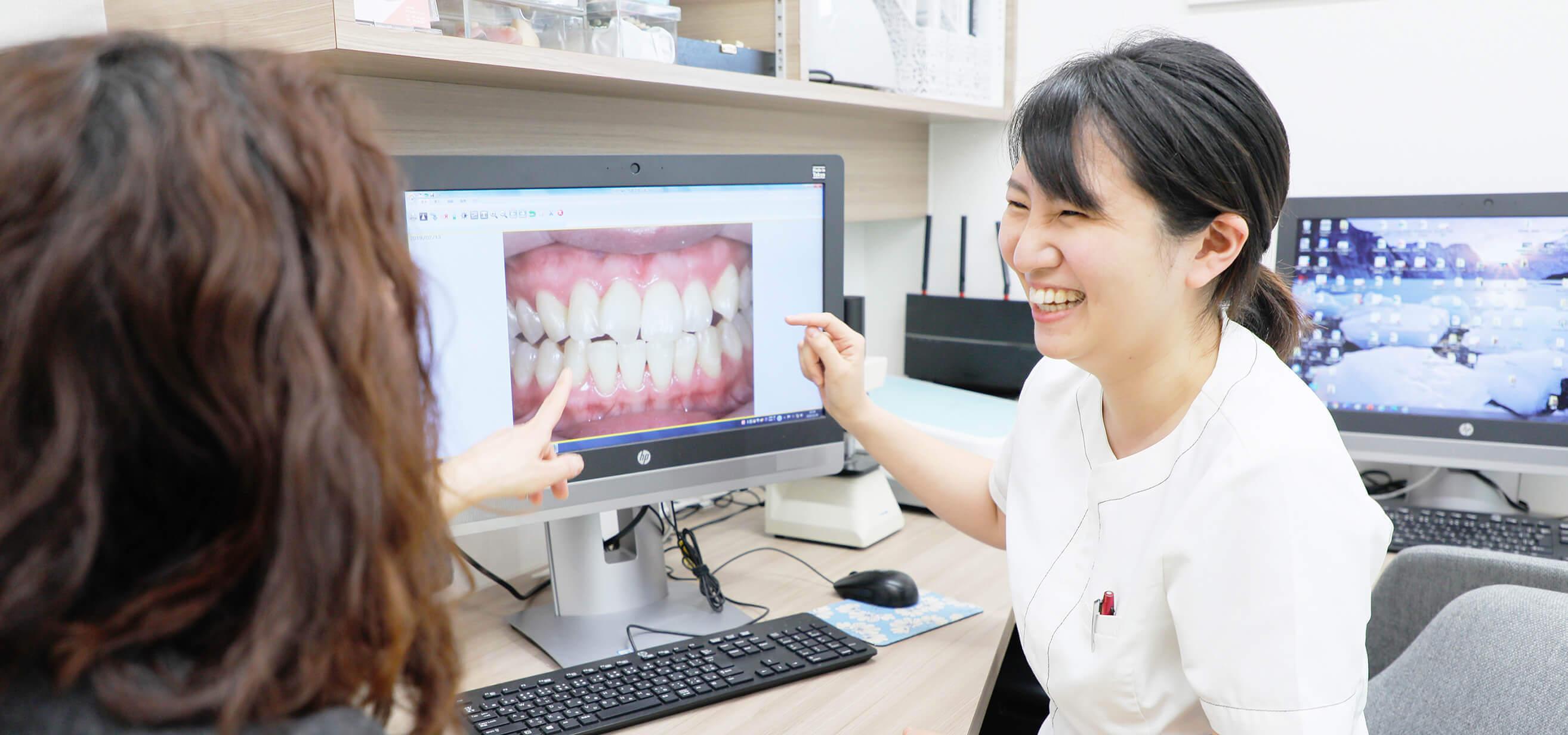 伊丹市の歯医者 のまきたパーク歯科・矯正歯科 メイン写真1